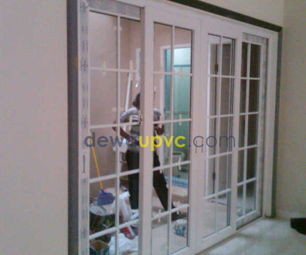 Tempat pembuatan kusen UPVC