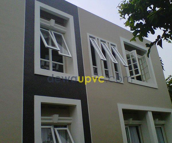 workshop pembuatan kusen UPVC Tangerang